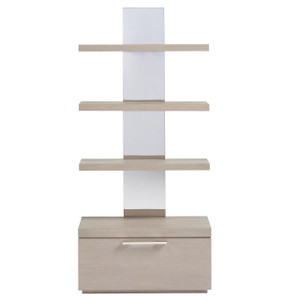 Grayson Modern Kids Bookcase with 1 Drawer