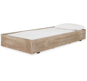 #MyRoom Modern Kids Storage Trundle Bed - Gray
