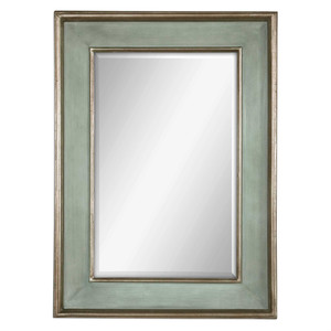 Uttermost Ogden Antique Light Blue Mirror