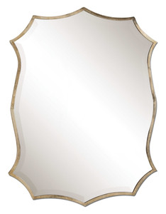 Uttermost Migiana Metal Framed Mirror