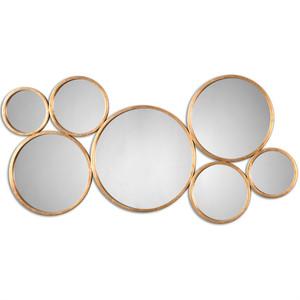 Uttermost Kanna Gold Wall Mirror