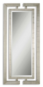 Uttermost Jamal Silver Mirror