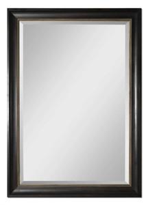 Uttermost Axton Oversized Black Mirror