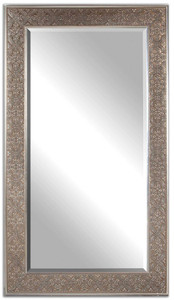 Uttermost Villata Antique Silver Mirror