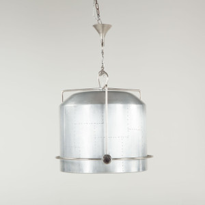 Steampunk Industrial Aviator Ceiling Pendant