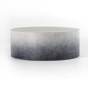 Sheridan Concrete Round Coffee Table 42""