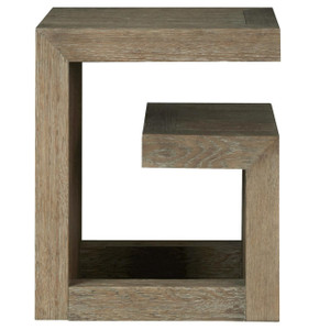 Wilshire Modern Oak Wood Bedside G Table