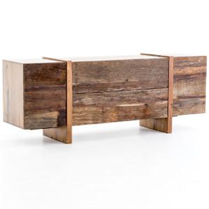 Mila Reclaimed Peroba Wood Dresser