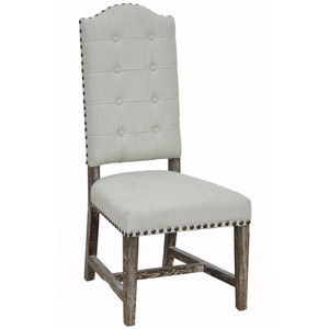 Drake Upholstered Tufted Dining Room Chair