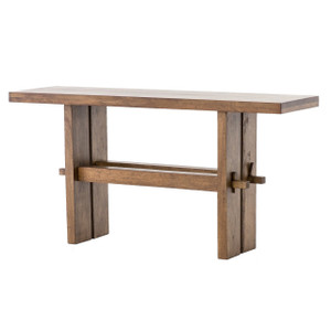 North Beam Reclaimed Wood Console Table