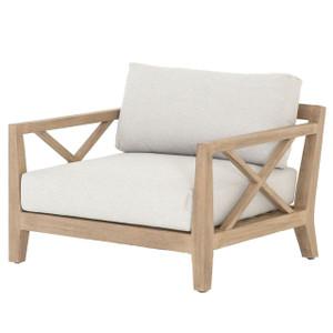 Huntington Natural Teak Outdoor Club Chair