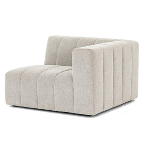 Langham Channel Tufted RAF Sectional Corner Chair