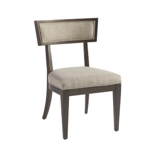 Ambrose Curved Back Upholstered Dining Chair