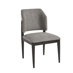 Eva Upholstered Barrel Back Side Chair