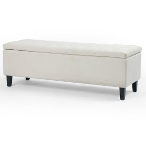 Jefferson Tufted Storage Bench Trunk