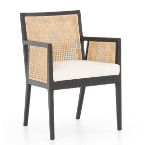 Antonia Cane Back Dining Arm Chair