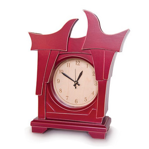 Clock No. 4 - Mantel