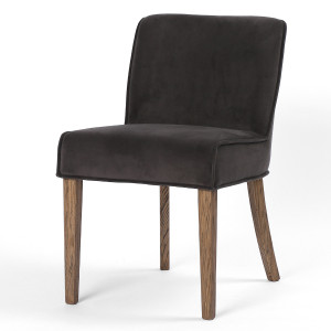 Aria Smoke Gray Dining Room Chair