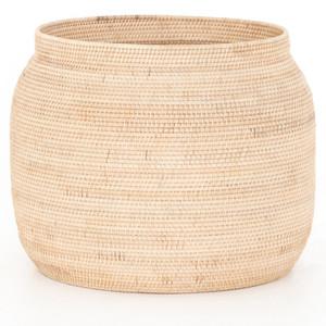Ansel Natural Lombok Weave Basket Planter