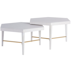 Sydney Hexagonal Bunching Cocktail Tables