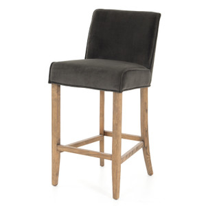 Aria Bella Smoke Bar Stool