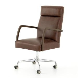 Bryson Havana Brown Office Desk Chair