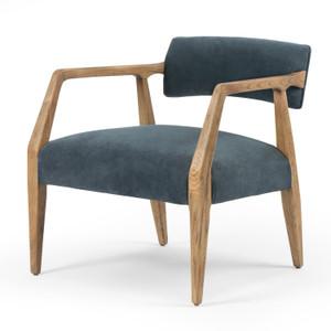 Tyler Montana Blue Moon Arm Chair
