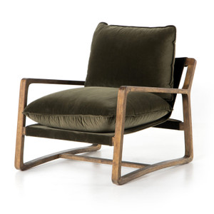 Ace Olive Green Chair