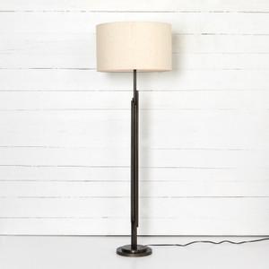 Lyle Light Beige Floor Lamp