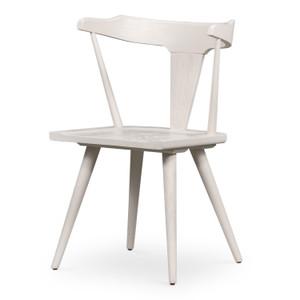 Ripley Off White Oak Windsor Dining Chair
