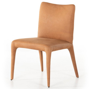 Monza Heritage Camel Dining Chair