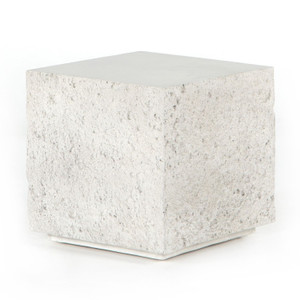 Otero Outdoor Square End Table