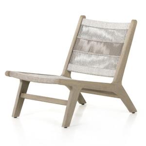 Julian Weathered Grey Outdoor Chair