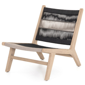 Julian Washed Brown Outdoor Chair