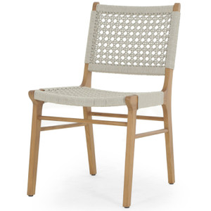 Delmar Natural Outdoor Dining Chair