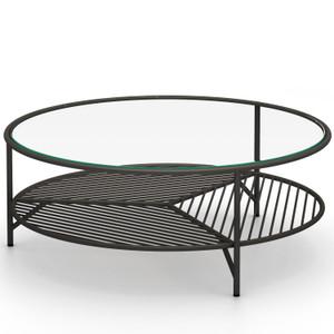 Dali Outdoor Bronze Coffee Table