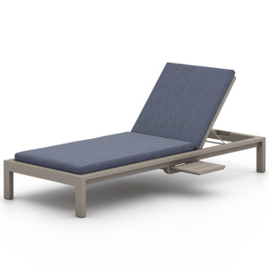 Sonoma Weathered Grey Outdoor Chaise