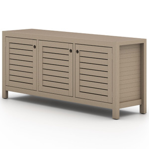 Sonoma Washed Brown Outdoor Sideboard