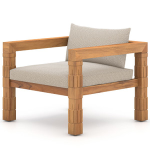 Alta Natural Teak Outdoor Chair