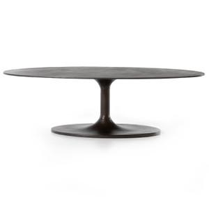 Simone Antique Rust Coffee Table
