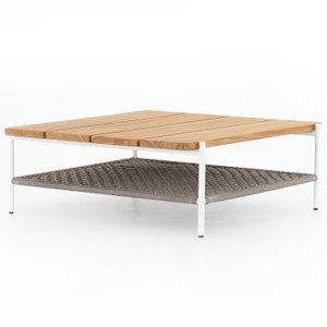 Aroba Outdoor Square Coffee Table
