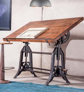Trend Alert: Industrial Chic Furniture