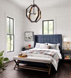 Shop The Look: Modern Farmhouse Bedroom