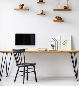 Storage + Style: 3 Tips for Organized Home Office Storage