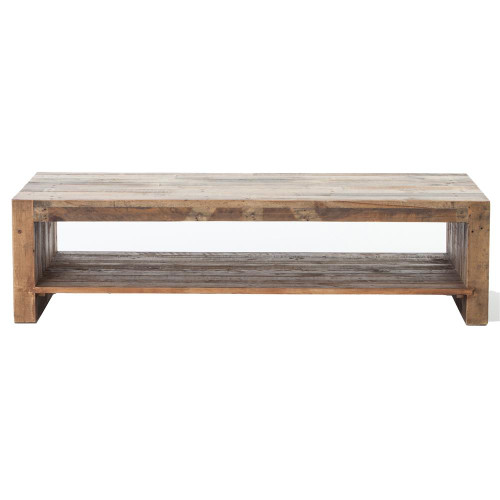 Brilliant Angora Rustic Modern Reclaimed Wood Coffee Table 60 Creativecarmelina Interior Chair Design Creativecarmelinacom