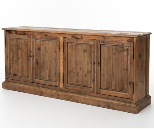 Farmhouse style Reclaimed wood buffet server