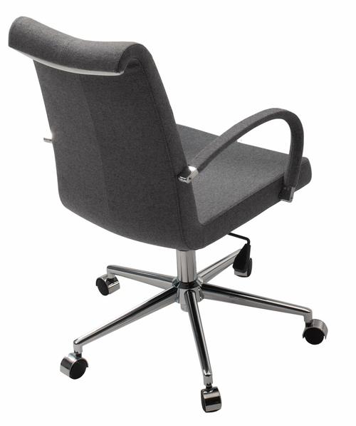 Tulip Arm Office Chair