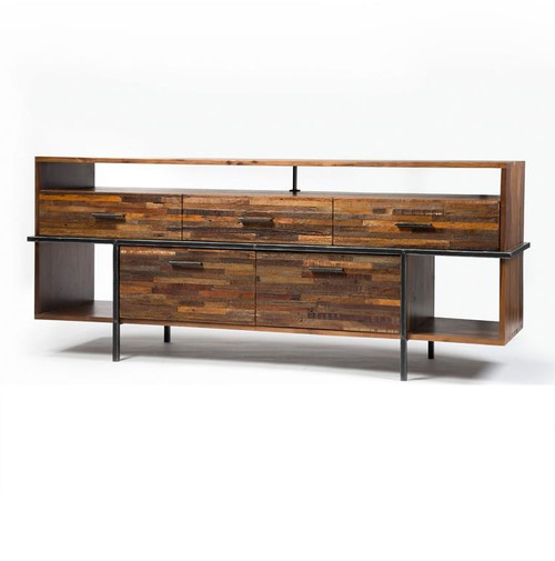Bina Carson Reclaimed Wood Media Dresser