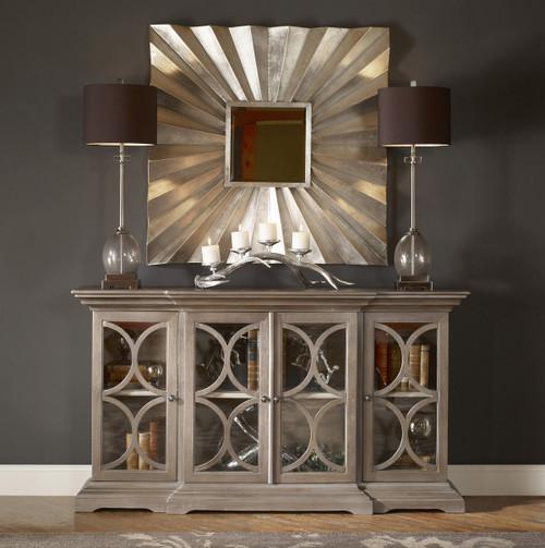 Belino 4 Door Wooden Sideboard Cabinet