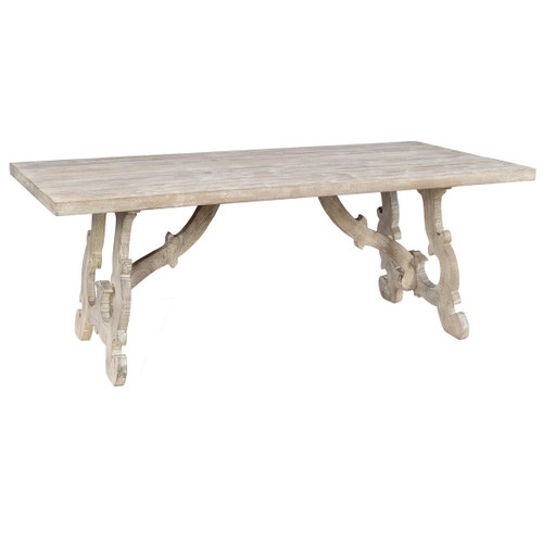French Farmhouse Grey Dining Tables